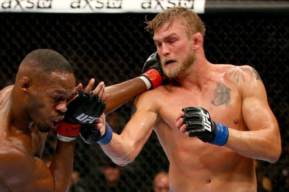 UFC 172: Έτοιμος για κάθε ενδεχόμενο ο Gustafsson