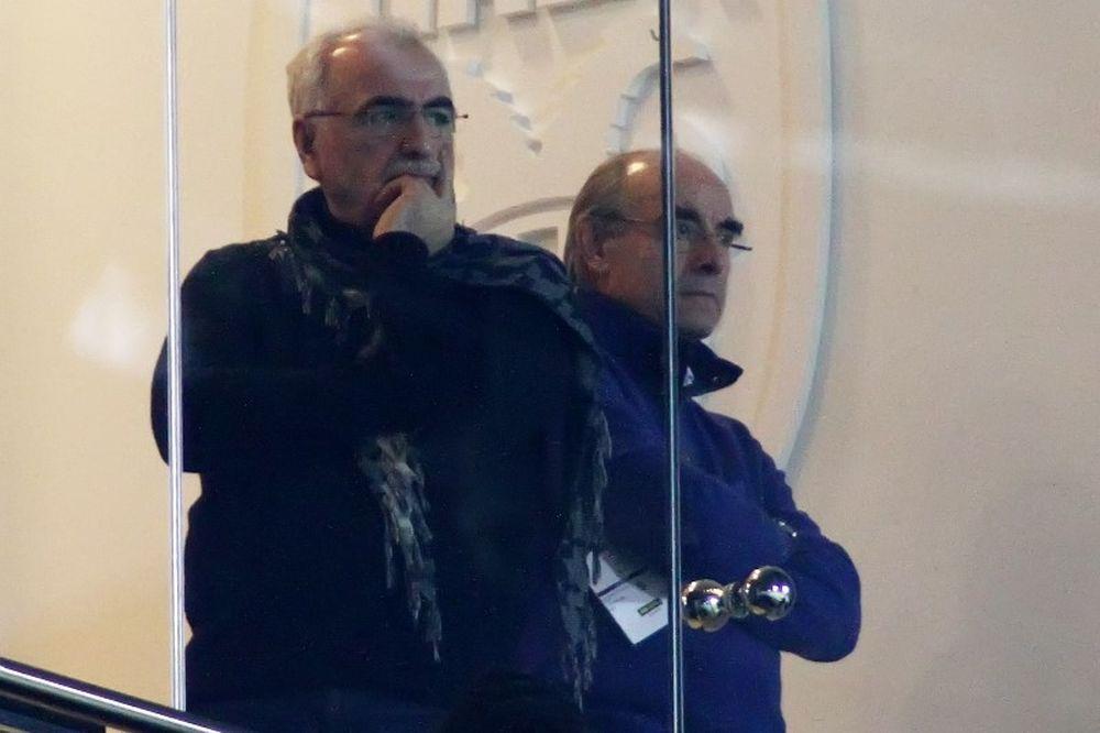ΠΑΟΚ: Γεωργιάδης και Σαλπιγγίδης ευχήθηκαν στον Σαββίδη