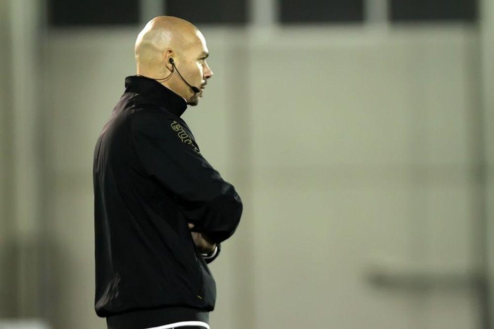 Κάκος: «Οι ποδοσφαιριστές σέβονται που δεν τους αδικώ»