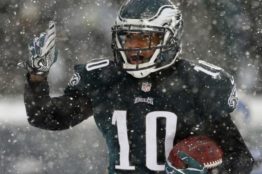 NFL: Αποδεσμεύτηκε ο Jackson από Ιγκλς