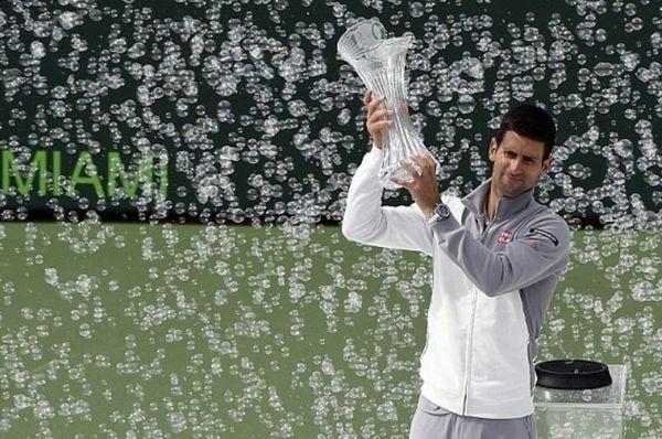 Miami Sony Open: Στο... μηδέν τον Ναδάλ ο Τζόκοβιτς! (photos+videos)