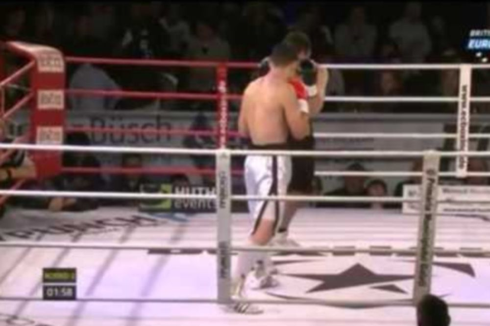 Μποξ: Πρωταθλητής Ευρώπης ο Mikhalkin (videos)