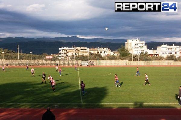 ΕΠΣ Λακωνίας: Πρωταθλήτρια η Σπάρτη!