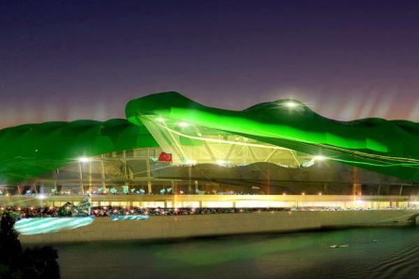 Τουρκία: Πρώην του Ολυμπιακού σε γήπεδο... κροκόδειλος! (photos)