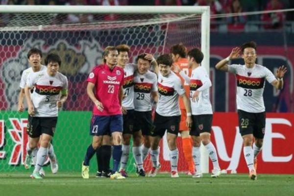 AFC Champions League: Στους «16» οι Στίλερς (videos)