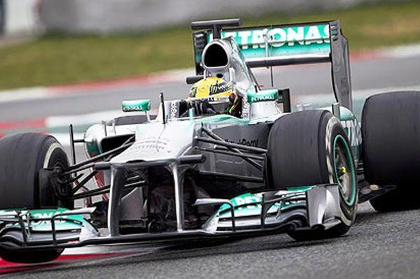 Formula 1: Πρώτος στις κατατακτήριες της Κίνας ο Χάμιλτον
