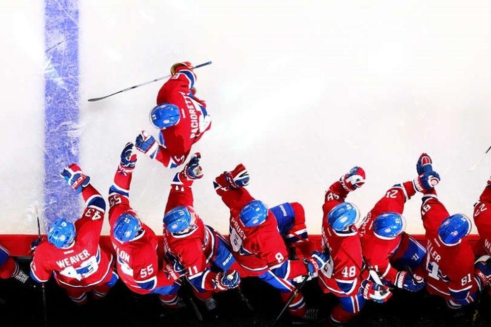 NHL: «Σκούπισαν» οι Κανάντιενς (videos)