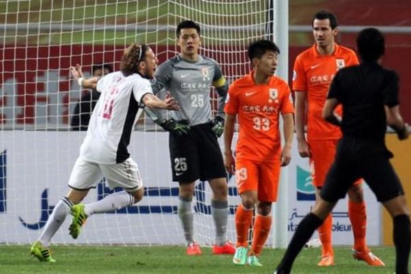 AFC Champions League: «Σφραγίδα» Φορλάν στην Κίνα (videos)