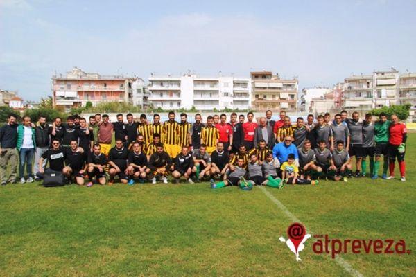Πρέβεζα: Επιτυχημένο το τουρνουά αλληλεγγύης (video)