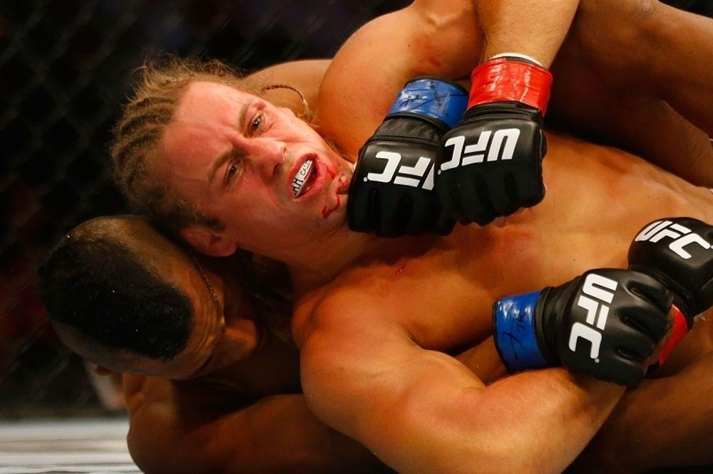 UFC Fight Night 43: Συμπλήρωση με Alcantara στο Βερολίνο