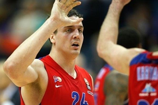 ΤΣΣΚΑ Μόσχας: MVP ο Καούν