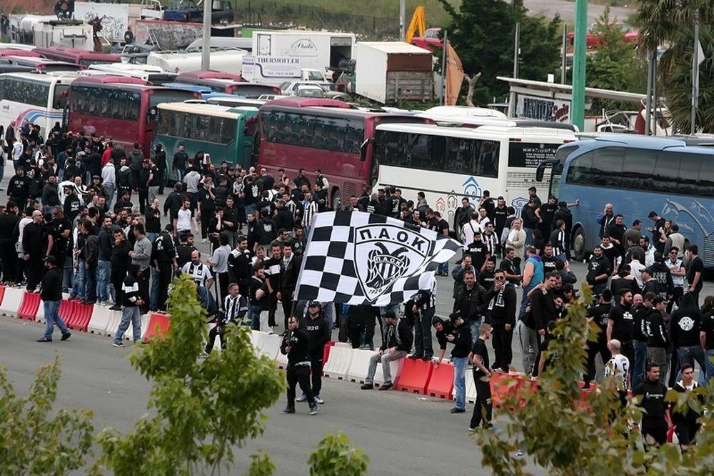 ΠΑΟΚ: Έρευνα σε Σύνδεσμο και συλλήψεις