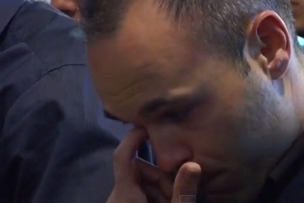 Μπαρτσελόνα: Κλάμα για Βιλανόβα (video)