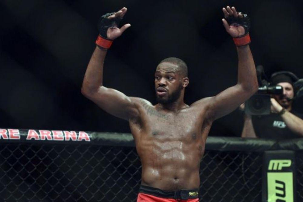 UFC 172: Μόνο Jones στη Βαλτιμόρη (GIFs)