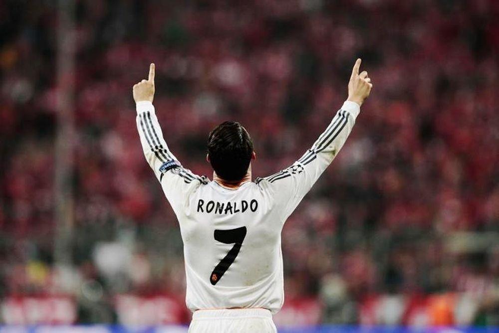Ρεάλ Μαδρίτης: Το απόλυτο ρεκόρ από Ρονάλντο