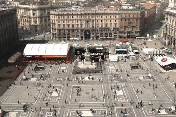 Ευρωλίγκα: Η Πλατεία του Final 4 (video)