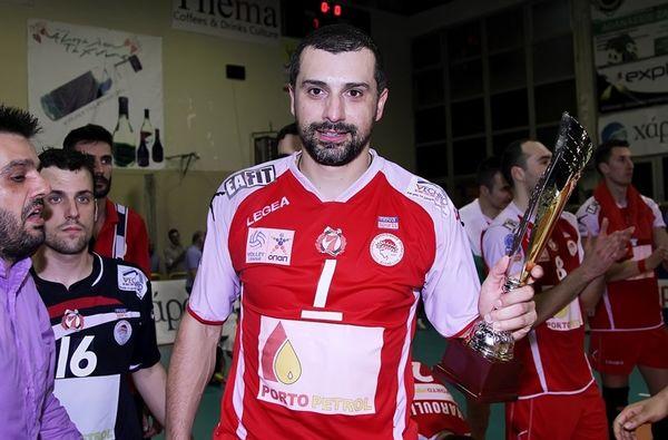 Ολυμπιακός: MVP του πρωταθλήματος ο Χριστοφιδέλης (photos)