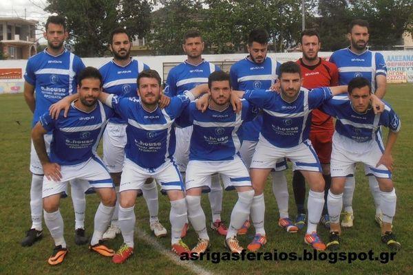 Αμπελωνιακός-Ρήγας Φεραίος 0-3