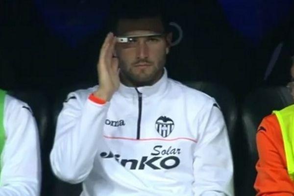 Βαλένθια: Google Glass με Ρεάλ (video)