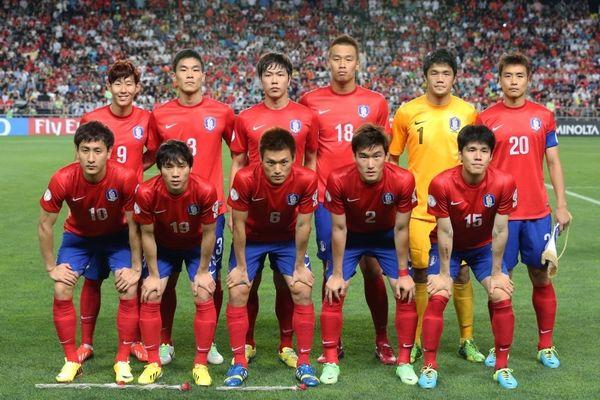 Νότια Κορέα: Η τελική 23αδα!