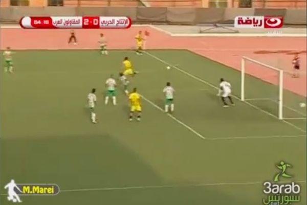 Αίγυπτος: Ίδιο γκολ με του Ρονάλντο στη Βαλένθια! (video)