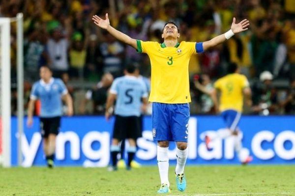 Τιάγκο Σίλβα: «Φαντάζομαι την κατάκτηση του Μουντιάλ»