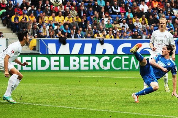 Νίκησε η Χόφενχαϊμ, υποβιβάστηκε η Μπραουνσβάιγκ (video)