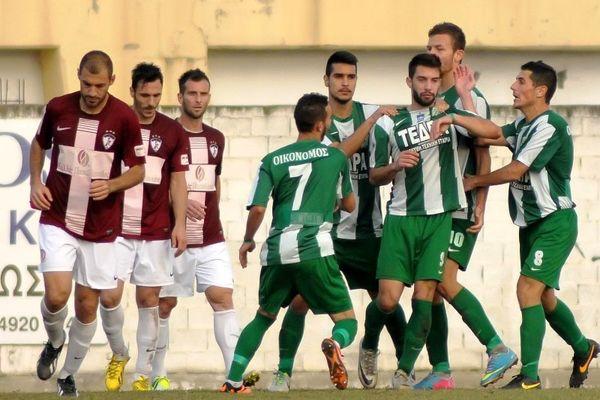 Οικονόμος Τσαριτσάνης-Όλυμπος Κέρκυρας 3-0
