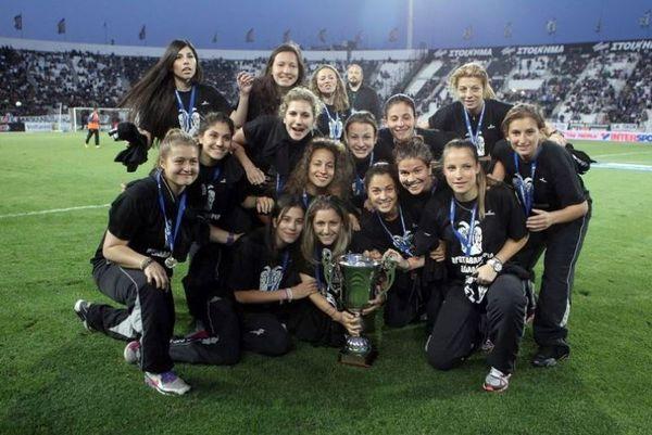 ΠΑΟΚ: Κυπελλούχος με «4άρα» επί των πρωταθλητών