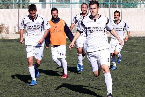 Ρούβας-Τράχωνες 0-1