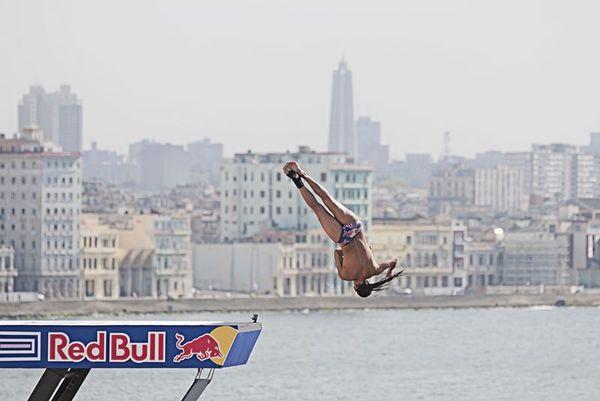 Red Bull Cliff Diving World Series 2014: Νέα σεζόν, νέος νικητής (photos)