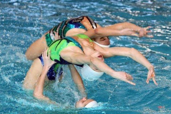 Συγχρονισμένη Κολύμβηση: Επίδειξη νέων χορογραφιών στο Παλαιό Φάληρο