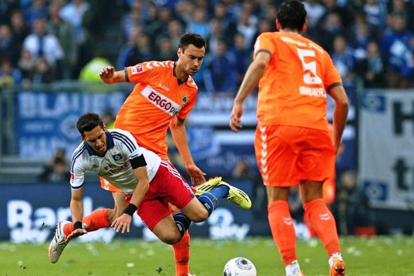 Παίζει με τη… φωτιά το Αμβούργο, 0-0 με Γκρόιτερ Φιρτ