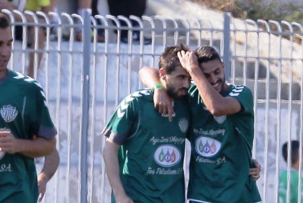 Πανναξιακός – Περαμαϊκός: Τα γκολ του αγώνα (video)