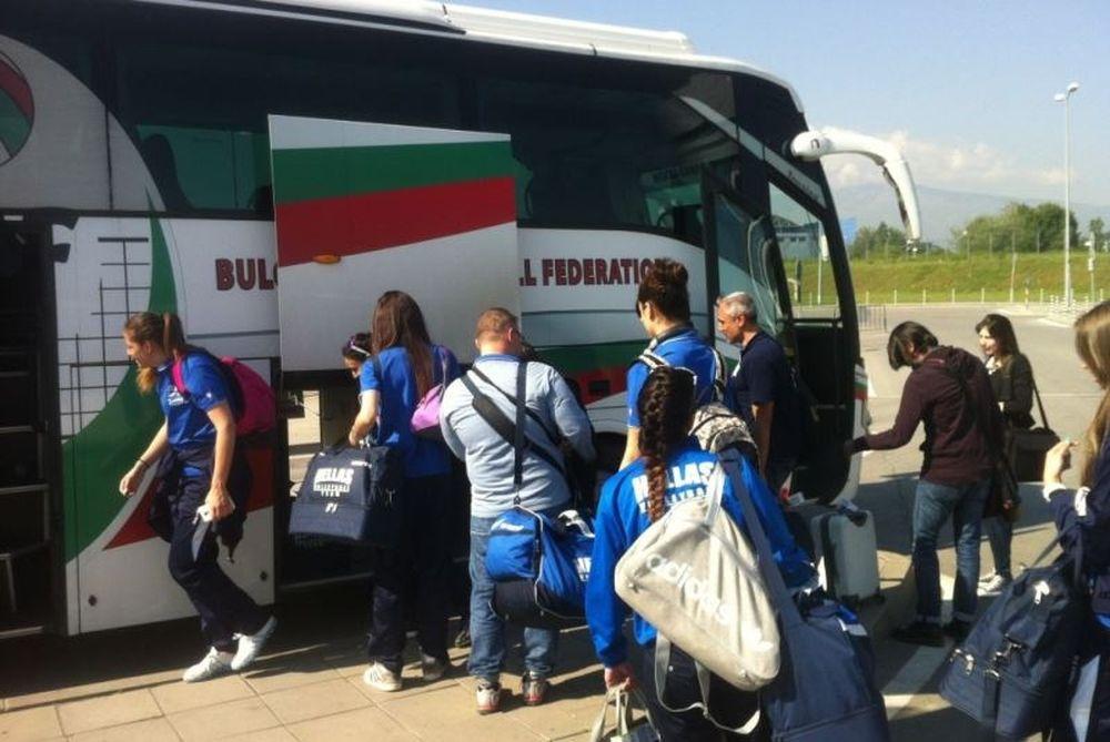 Εθνική Βόλεϊ Γυναικών: Πάτησε Βουλγαρία