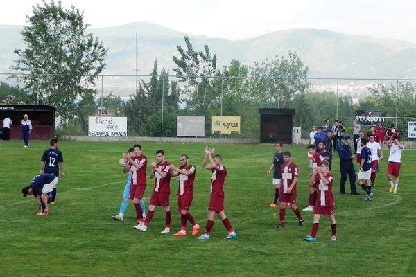 Κάστορας-ΑΕΛ 0-3