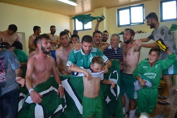 ΠΑΟ Βάρδας – ΠΑΣ Κόρινθος 3-0