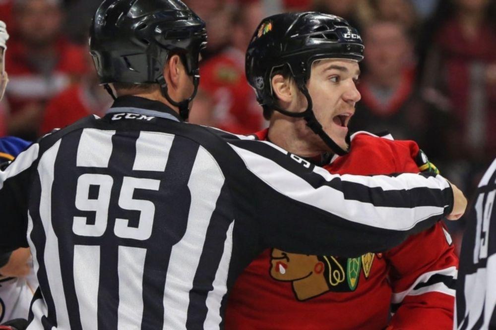 NHL: Χωρίς Shaw οι Μπλάκχοκς