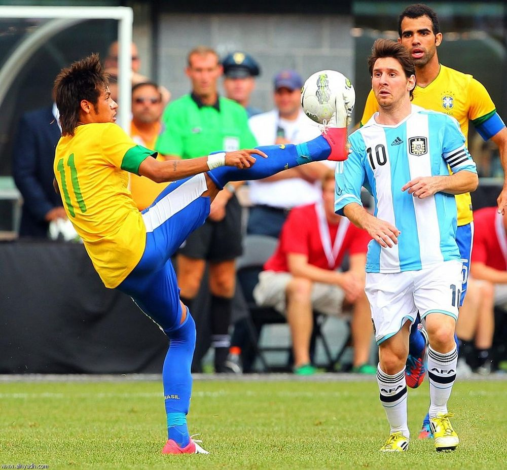 Θέλουν για «πελάτη» στον τελικό τον Μέσι οι Βραζιλιάνοι