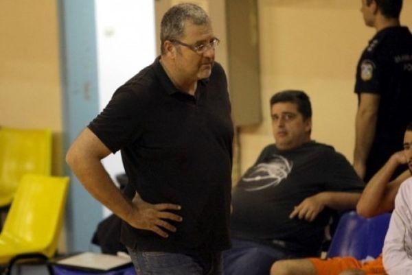 Θεοδωρουλάκης: «Θα το προσπαθήσουμε για Γ' Εθνική»