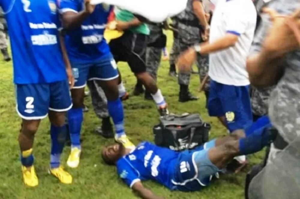 Βραζιλία: Σοβαρά επεισόδια σε ματς τοπικού (videos)