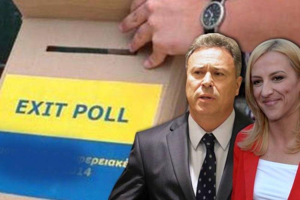 Αποτελέσματα Εκλογών 2014: Τα exit polls για την Περιφέρεια Αττικής