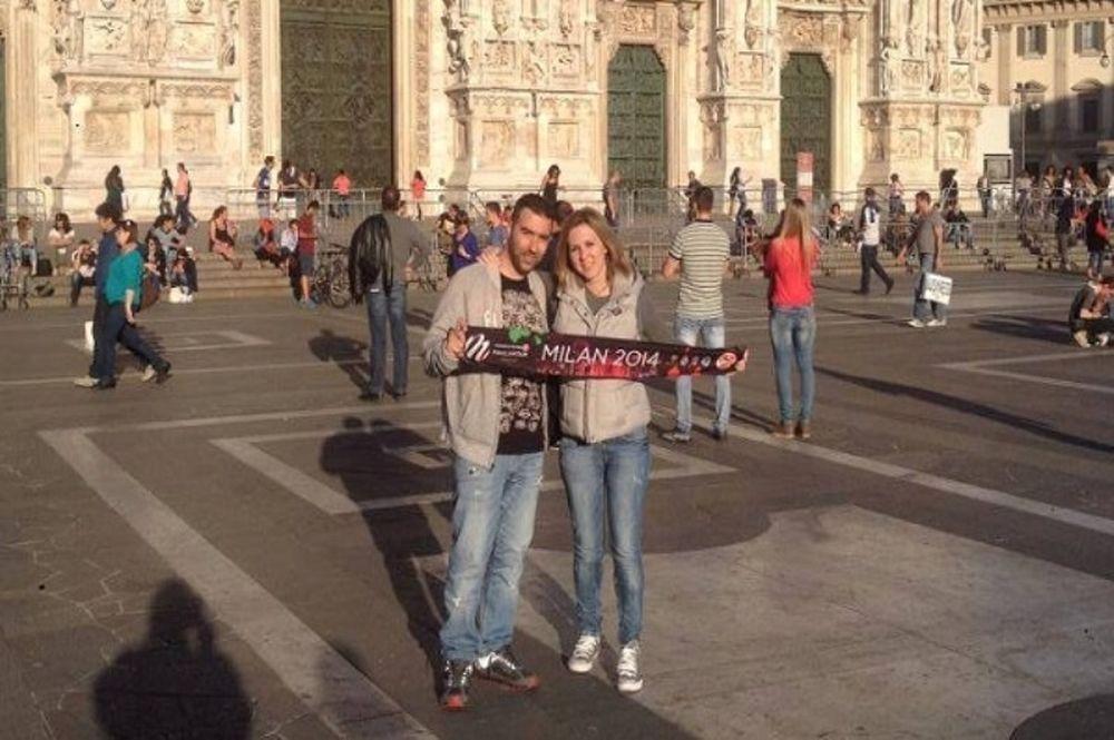 Πρωτέας Βούλας: «Παρών» στο Μιλάνο