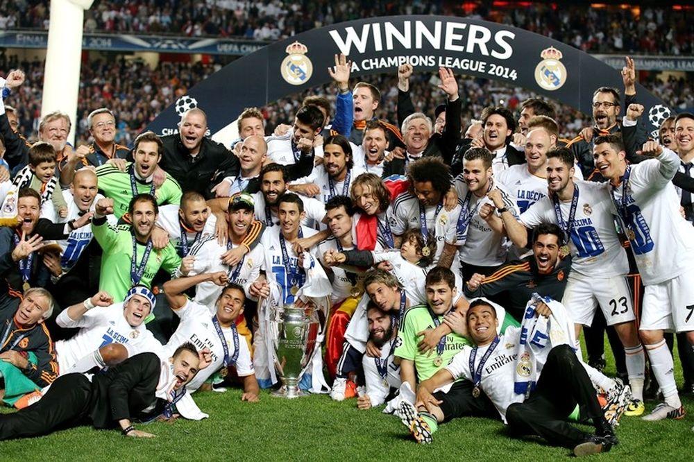 Champions League: Το τραγούδι της Ρεάλ για το δέκατο (video)
