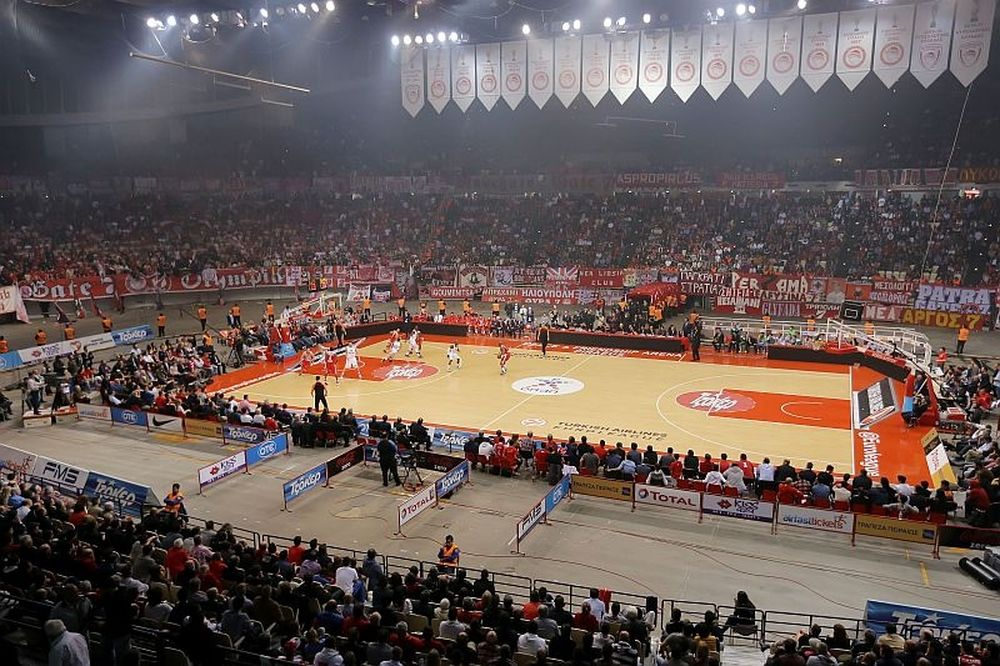 Το Onsports TV στο ΣΕΦ για το Ολυμπιακός-Παναθηναϊκός