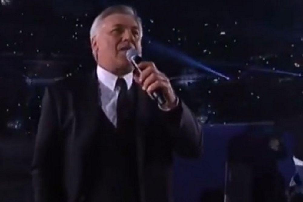 Ρεάλ Μαδρίτης: Τραγούδησε και ο Αντσελότι (video)