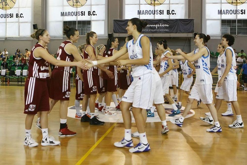 Εθνική Μπάσκετ Γυναικών: Δεύτερη ήττα από Λετονία