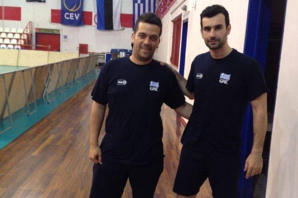 Εθνική Ελλάδας Ανδρών: Στιβαχτής αντί Φιλίποφ