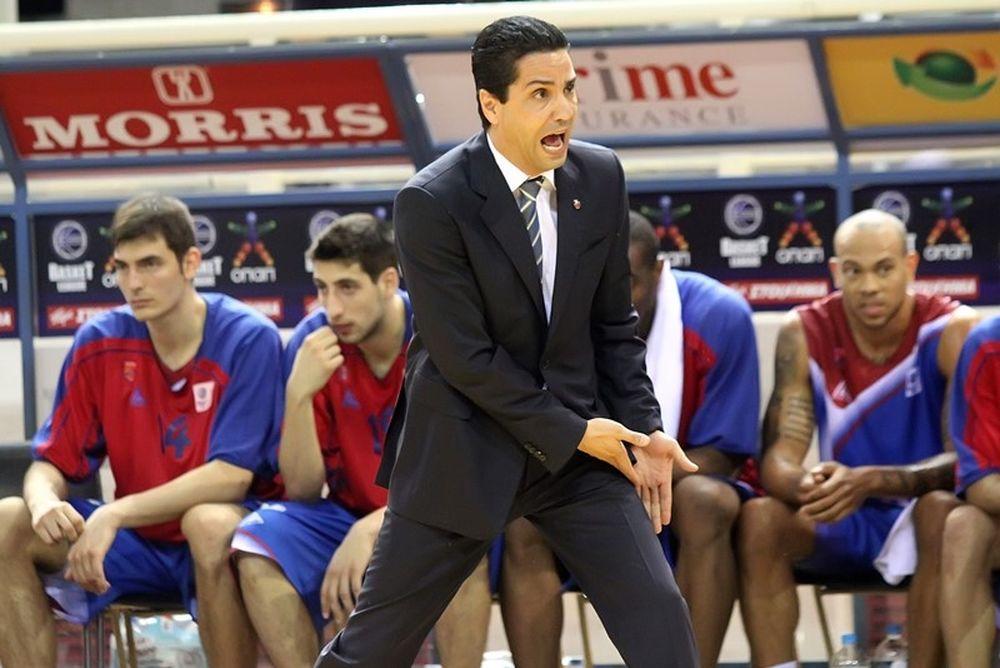 Σφαιρόπουλος: «Ξέρουμε τον τρόπο να νικήσουμε τον ΠΑΟΚ»