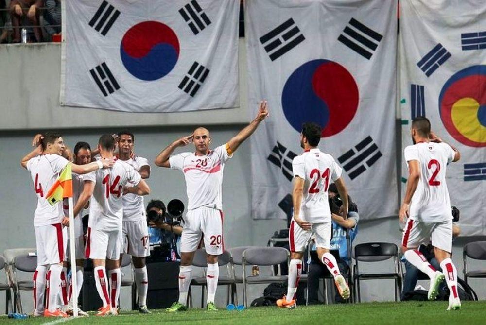 Ήττα για Κορέα, 1-0 από Τυνησία (video)